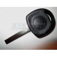 Opel заготовка ключа с 46 чипом