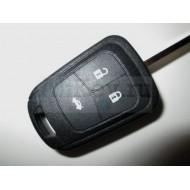 Корпус ключа 3 кнопки Opel