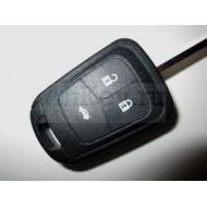 Ключ с дистанционным управлением Opel