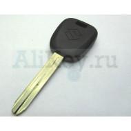 Suzuki заготовка ключа под чип