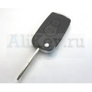 SsangYong корпус выкидного дистанционного ключа 3 кнопки