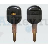 Шевролет ключ с дистанционным пультом 3 кнопки для модели Лачетти