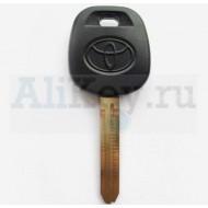 Toyota заготовка ключа зажигания с чипом G, лезвие TOY 43.