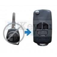 Suzuki корпус дистанционного ключа зажигания