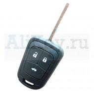 Шевроле ключ с дистанционным управлением 3 кнопки.