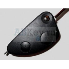 Alfa Romeo корпус выкидного ключа зажигания 2 кнопки