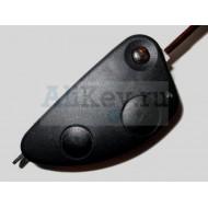 Alfa Romeo корпус ключа с дистанционным управлением (2 кнопки)