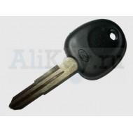 Hyundai заготовка ключа с чипом (чип 46)