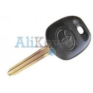Toyota заготовка ключа с чипом H, лезвие TOY 43