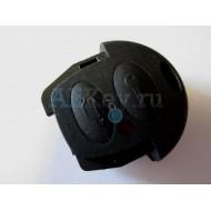 Volkswagen ключ с дистанционным управлением 2 кнопки ( для модели Golf)