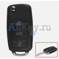 Seat выкидной ключ с дистанционным управлением 3 кнопки.