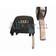 Audi часть выкидного ключа с транспондерем Megamos 48