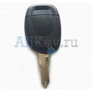 Renault корпус ключа зажигания