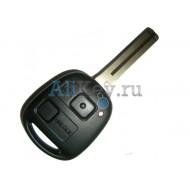 Lexus ключ зажигания с дистанционным управлением, 2 кнопки, чип 4D-68