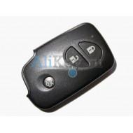Lexus корпус smart ключа зажигания 3 кнопки