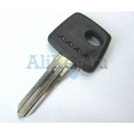 Лада ключ зажигания с чипом Т12А (рабочий)