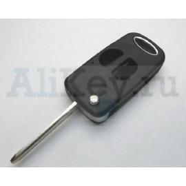 ТОЙОТА корпус выкидного ключа (2 кнопки)