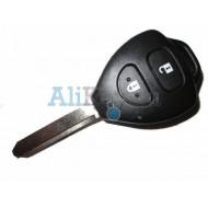 Toyota ключ зажигания VALEO с дистанционным управлением, 2 кнопки, чип 4D-70, лезвие TOY 47