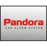 Установка сигнализации Pandora в Строгино.